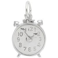 Alarm Clock Charm