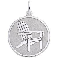 Adirondack Chair Disc Charm